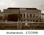 manaus, Brazil - stock photo