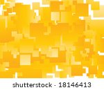 Pixel Background - stock vector