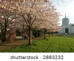 Salem Oregon - stock photo