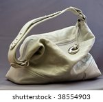 White Bag - stock photo