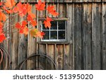 Historic Millbrook Village in Delaware water gap recreation area - stock photo