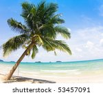 Palm Beach - stock photo