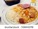 Lunch - stock photo