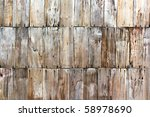 vintage rusty wooden texture background - stock photo
