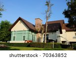 Luxury Home - stock photo