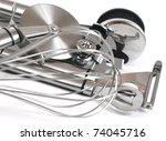 Kitchen Tools - stock photo