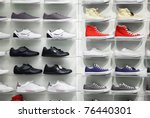 Sneakers - stock photo