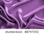 Satin  background - stock photo
