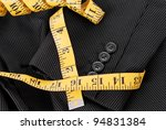Suit Tailoring - stock photo